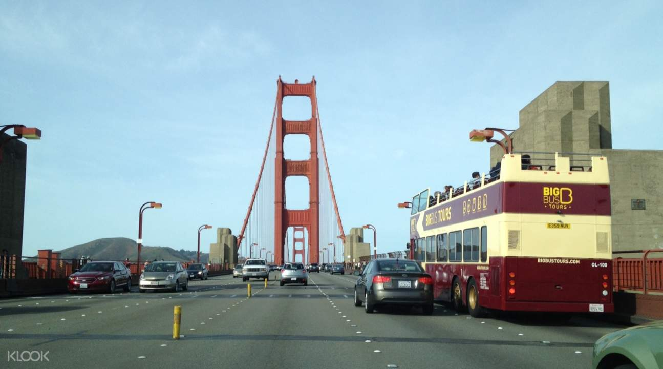 2 day san francisco bus and cruise combination tour