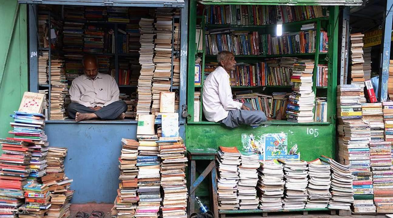 印度加尔各答购物行