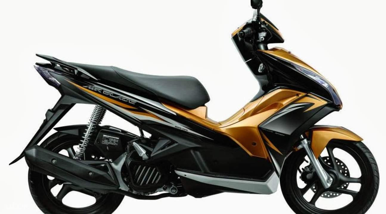 暹粒摩托车Honda Airblade租赁