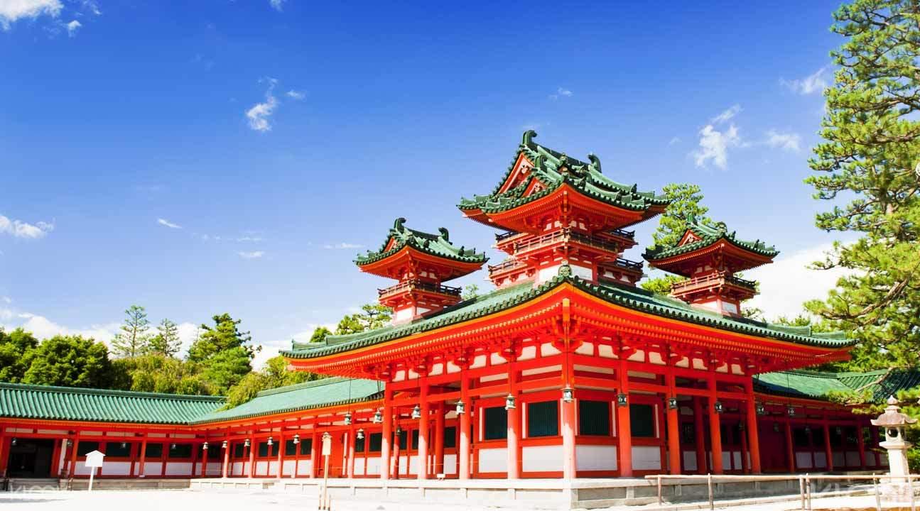 京都半日遊