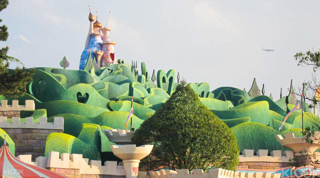 東京迪士尼樂園門票