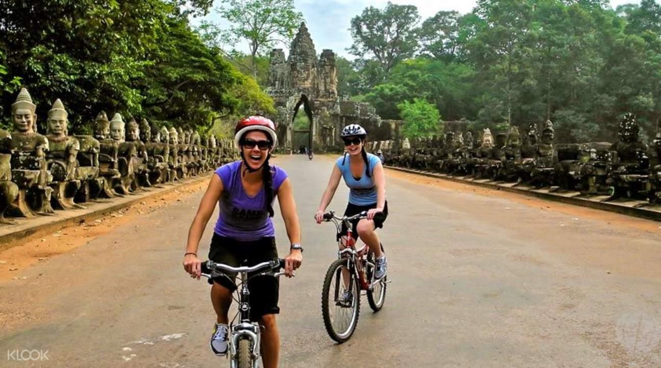 bicycle tours siem reap