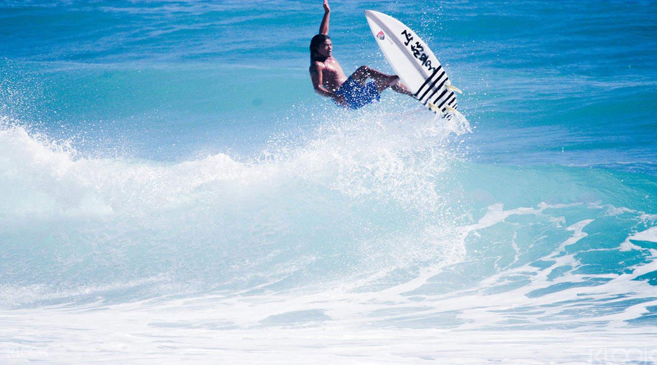 陽光墾丁,衝浪課程