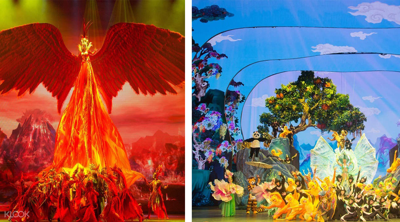 中国秀《西游记》奇幻音乐剧门票