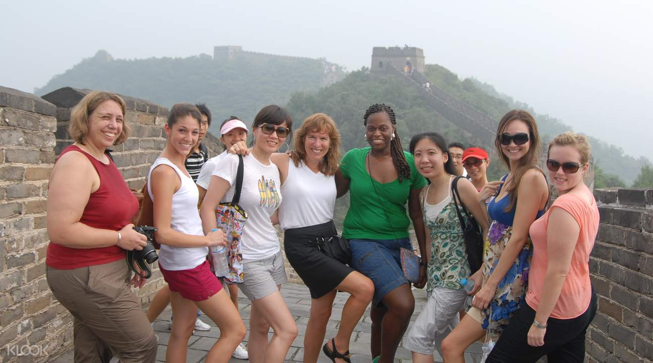 great wall bus tour from beijing