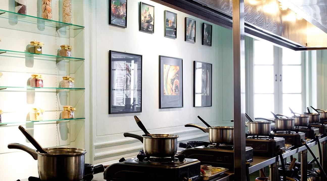 蓝象泰式烹饪课