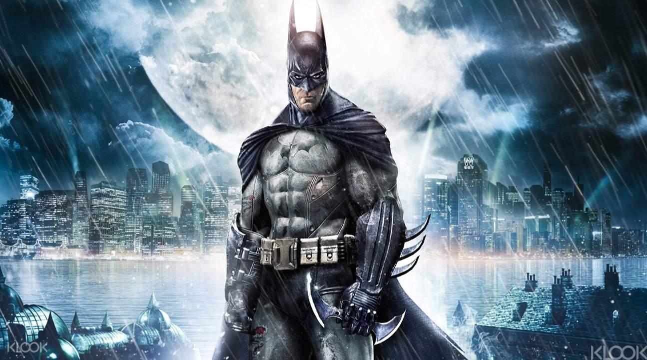 蝙蝠侠夜神飞驰