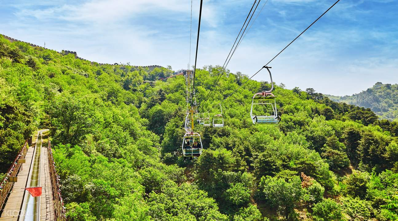 great wall cable car