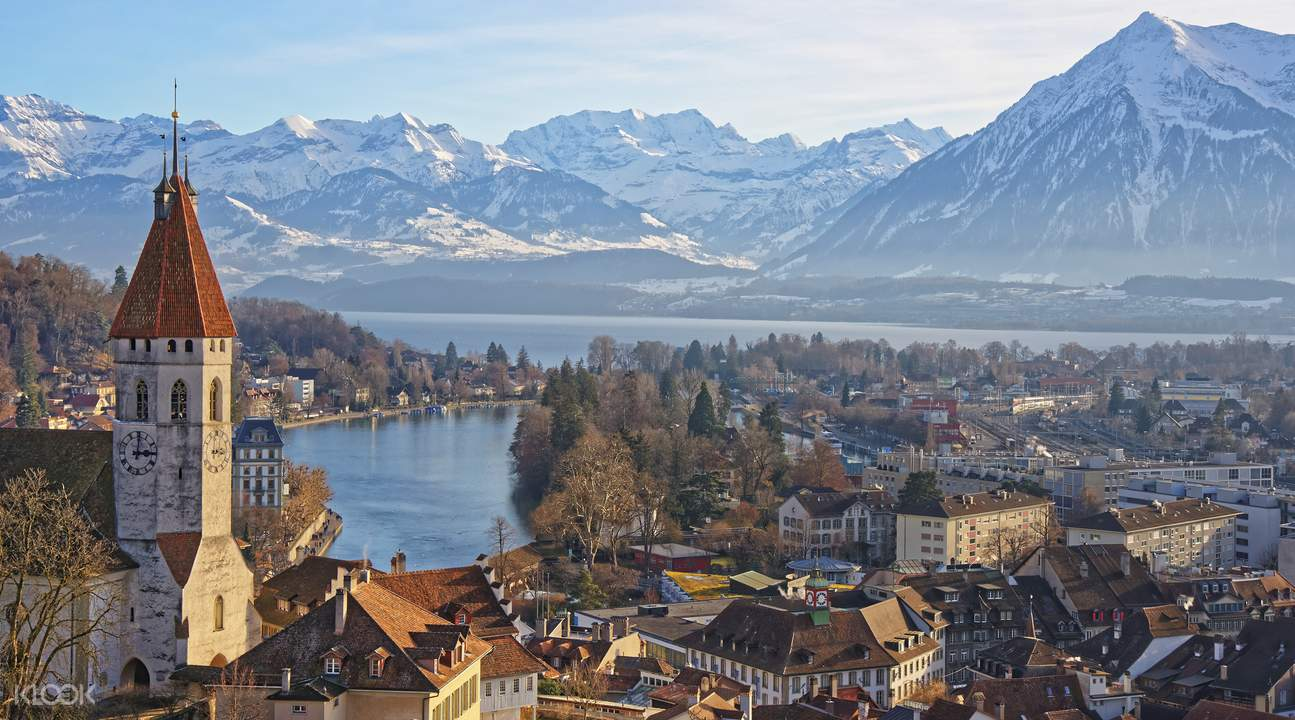 Day Trip to Bern with Biscuits and Cheese Tasting From Lucerne