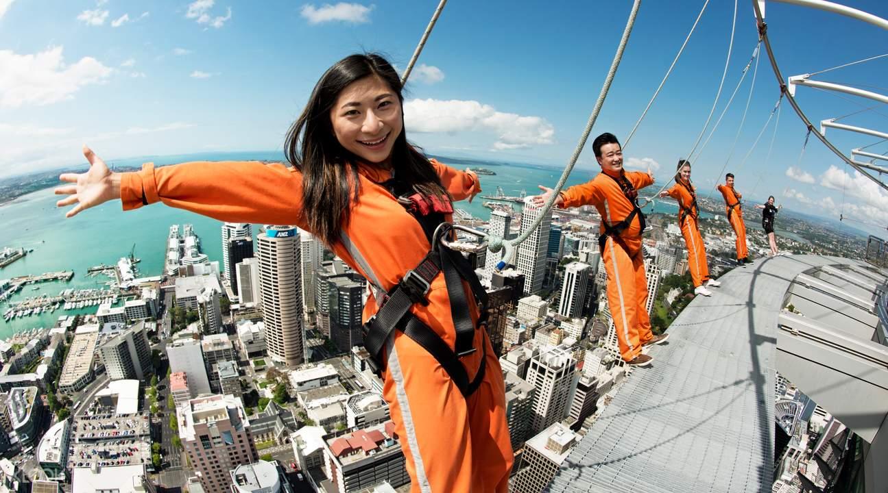 Auckland SkyWalk