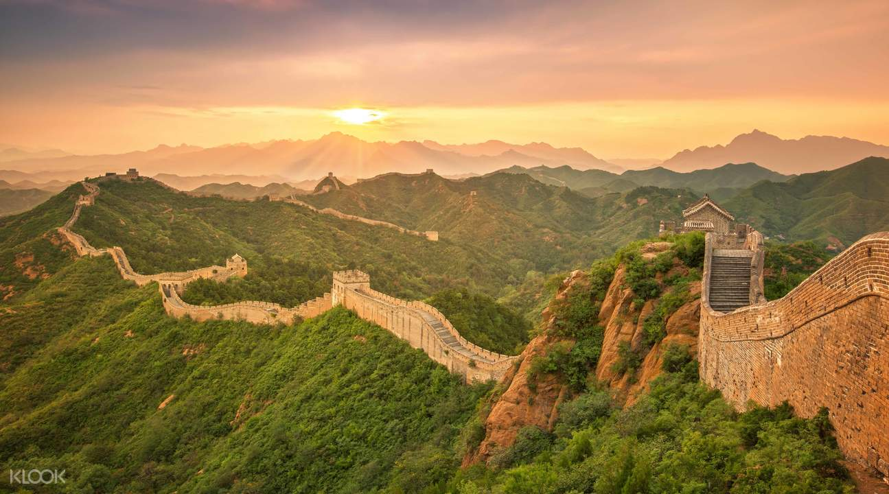 things to see in beijing, great wall tour beijing