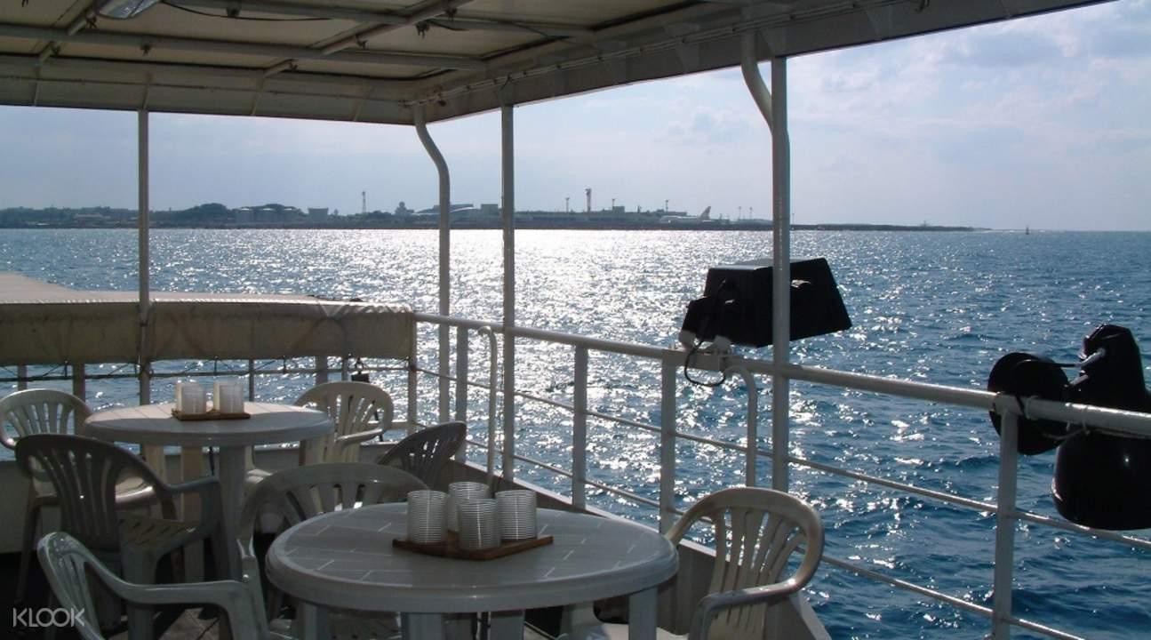 Okinawa Glass Bottom Boat