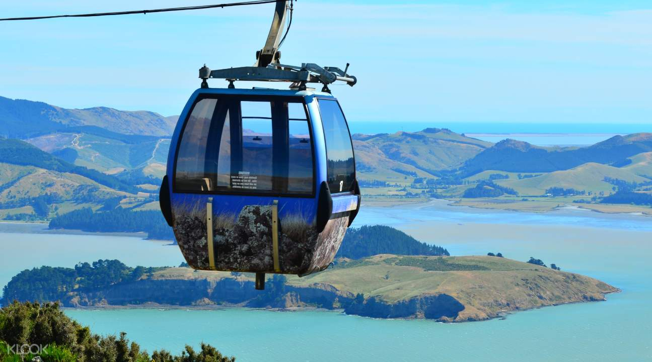 Christchurch Gondola Ticket - Klook Australia