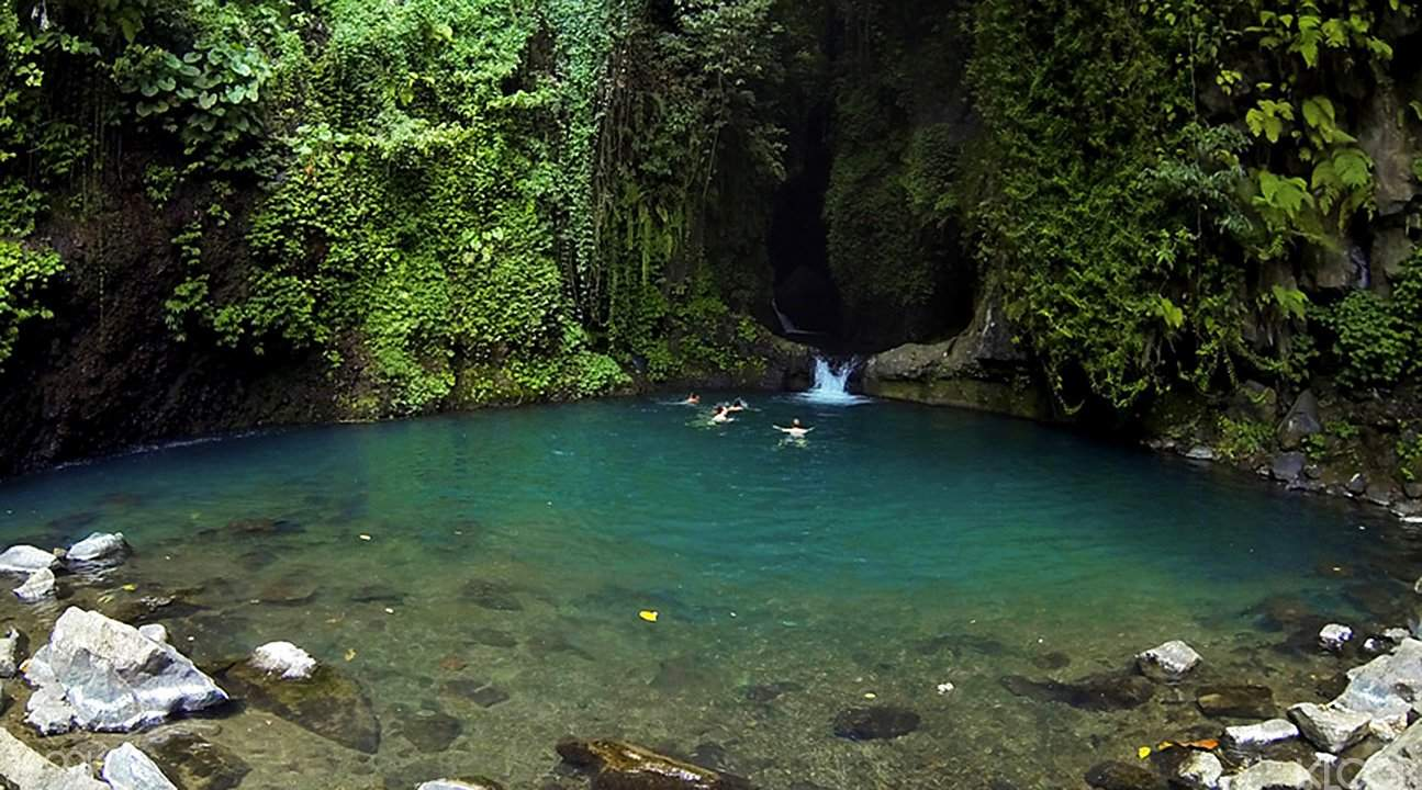 secret garden Bali