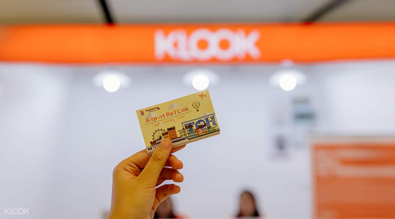single journey ticket for bangkok airport rail link