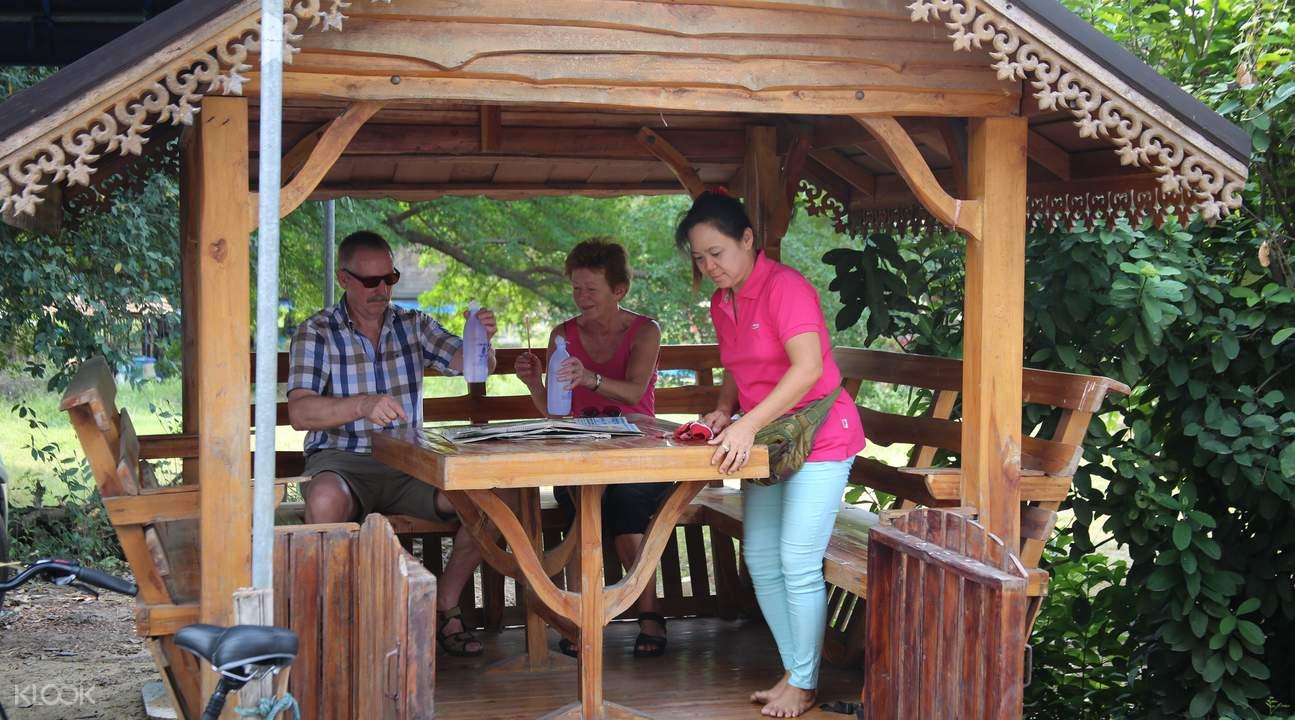 ayutthaya bike tour