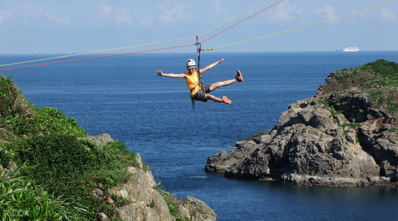 Cliff Ziplining & Abseiling - Klook