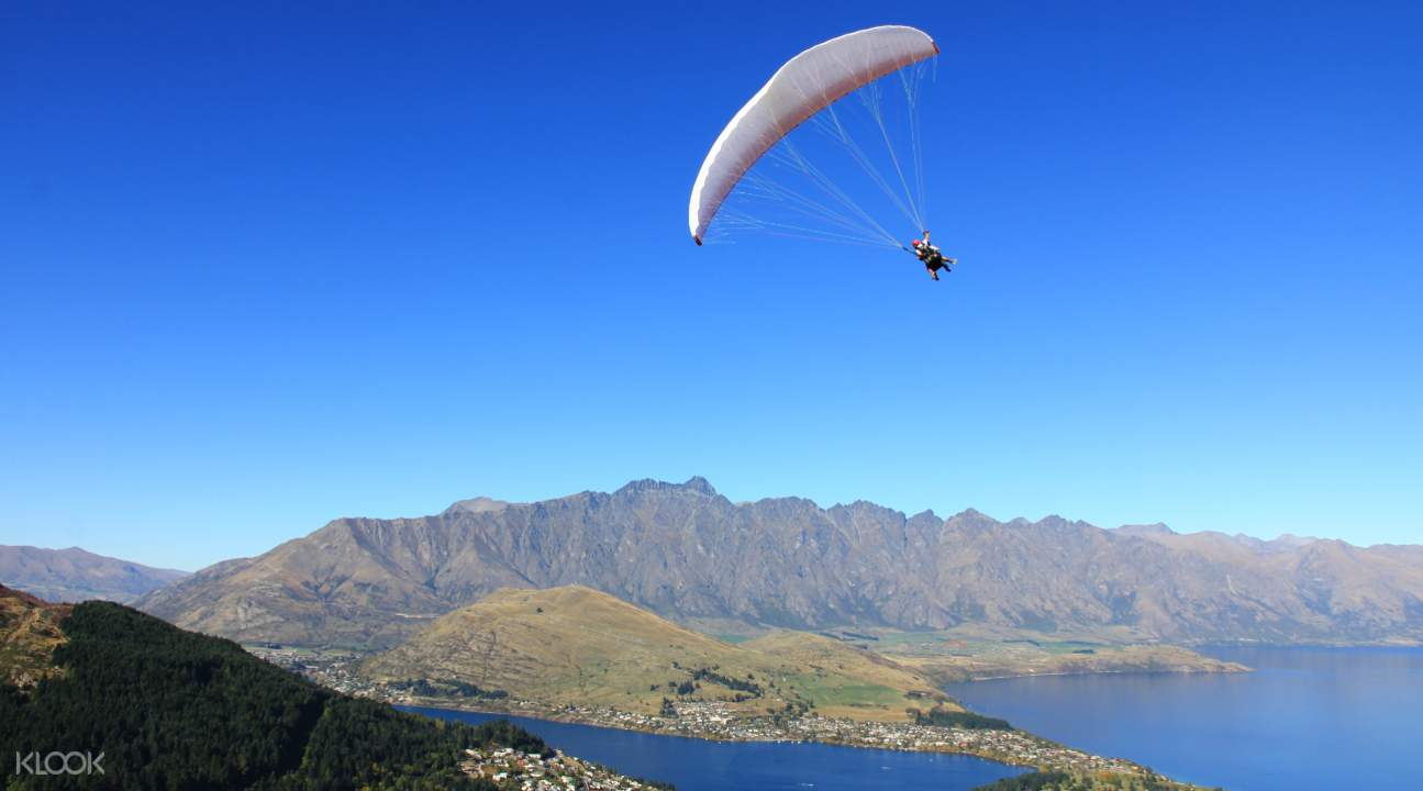 Queenstown Paragliding - Klook
