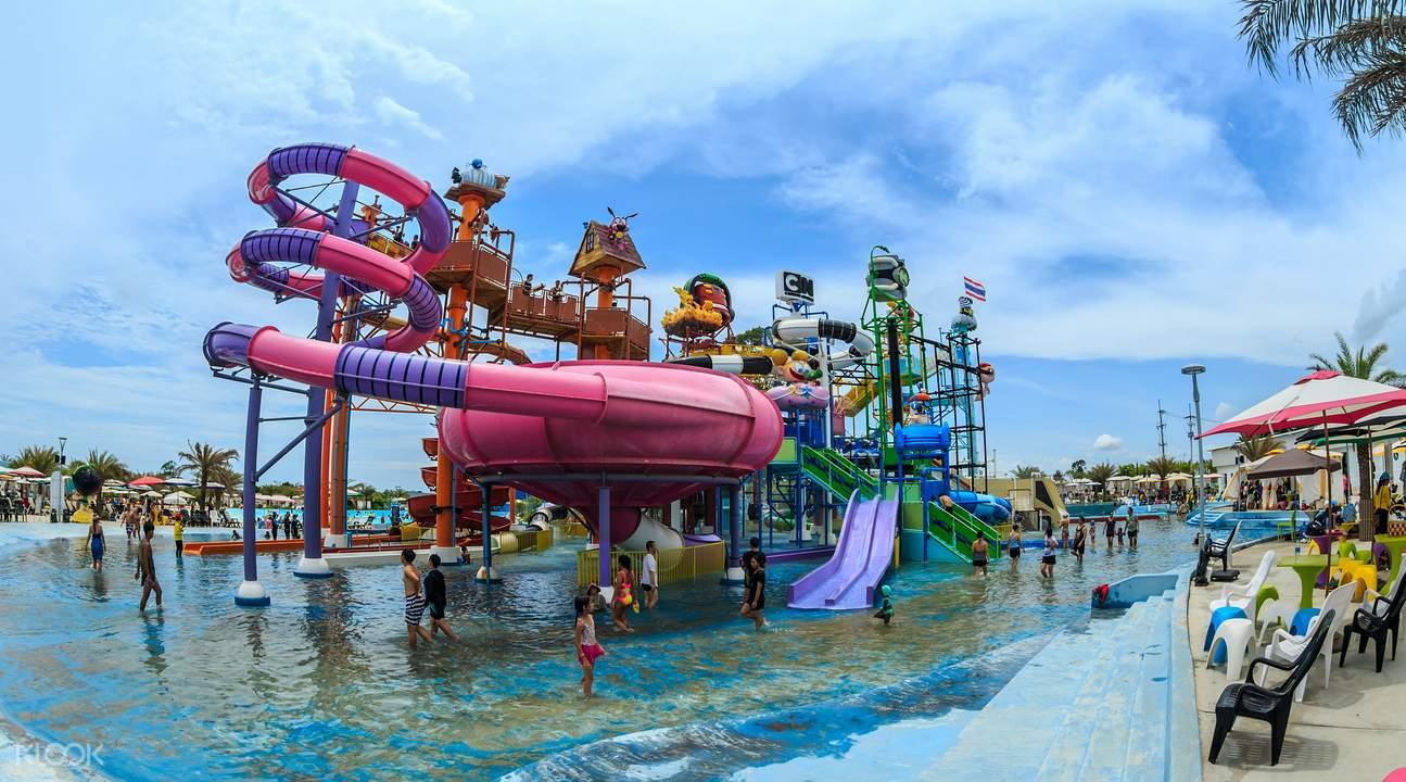 Bangkok waterpark