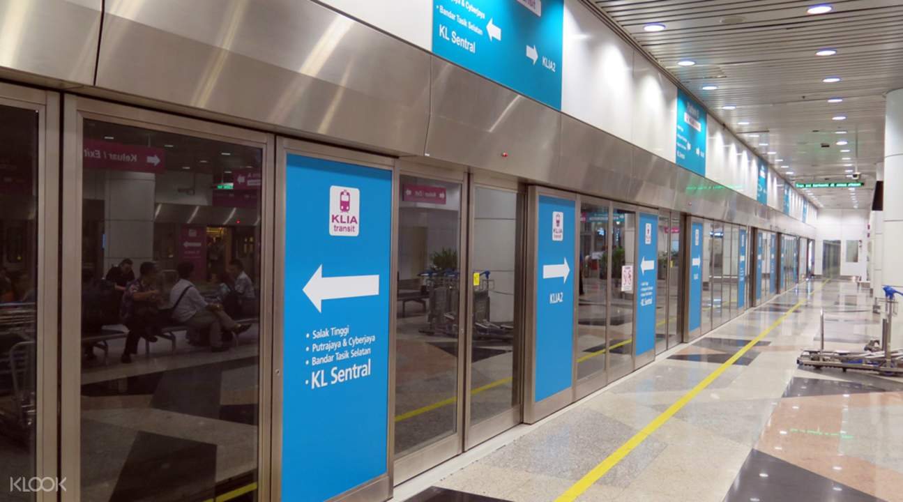 KL airport to city transfers
