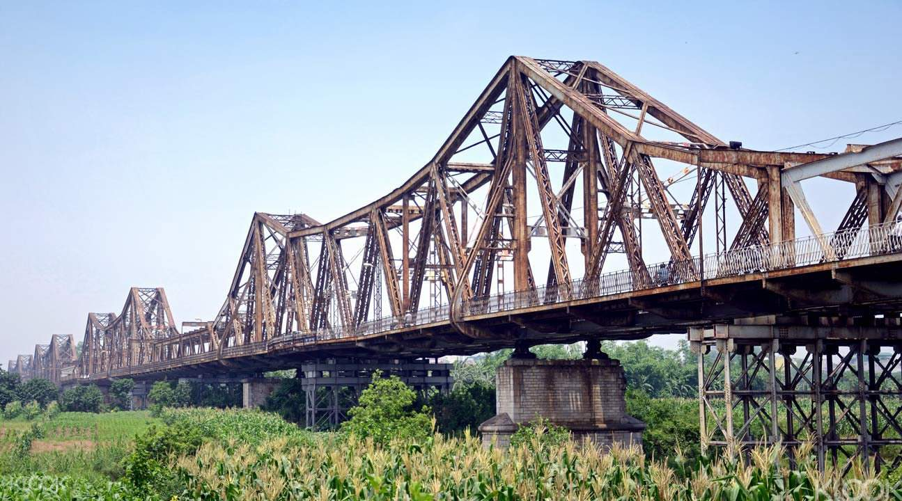 龍邊橋(Long Bien Bridge)