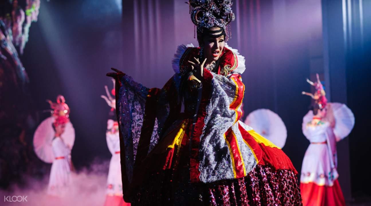 阿尔卡萨城堡人妖表演