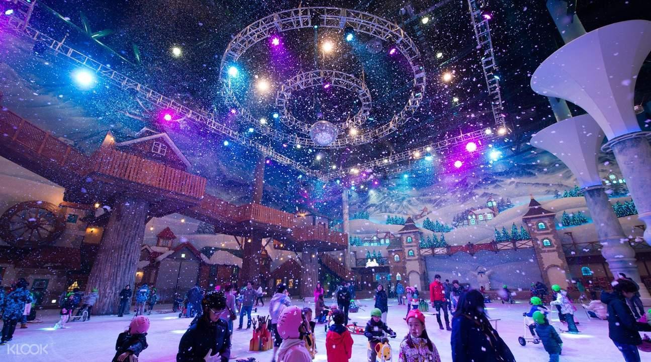 韓國Onemount冰雪樂園