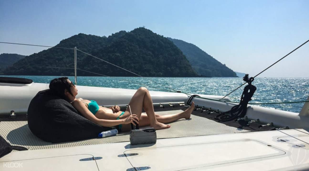 普吉島私人遊艇