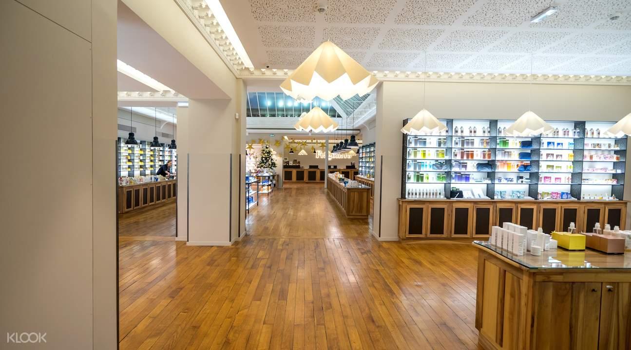 巴黎香水博物馆