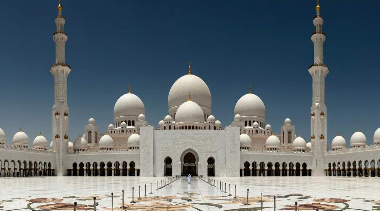 谢赫扎伊德清真寺