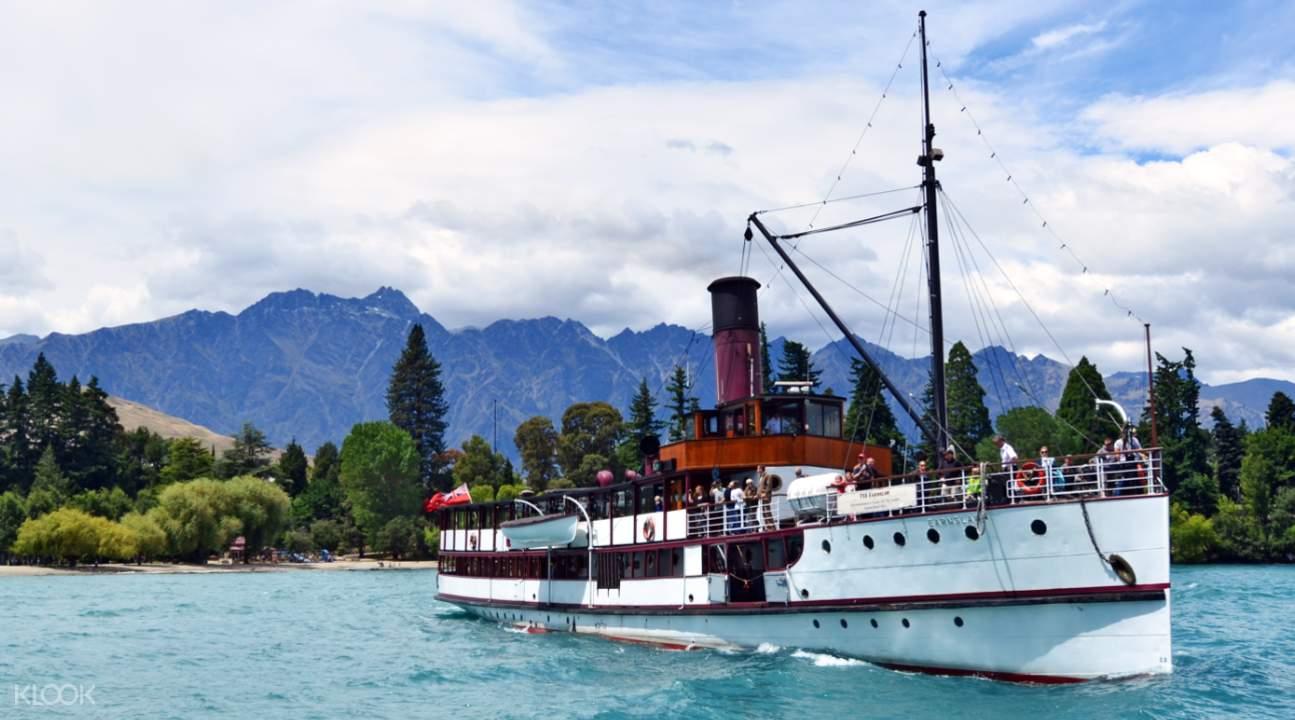 TSS瓦卡蒂普湖蒸汽船