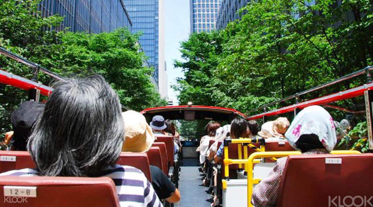 东京观光巴士