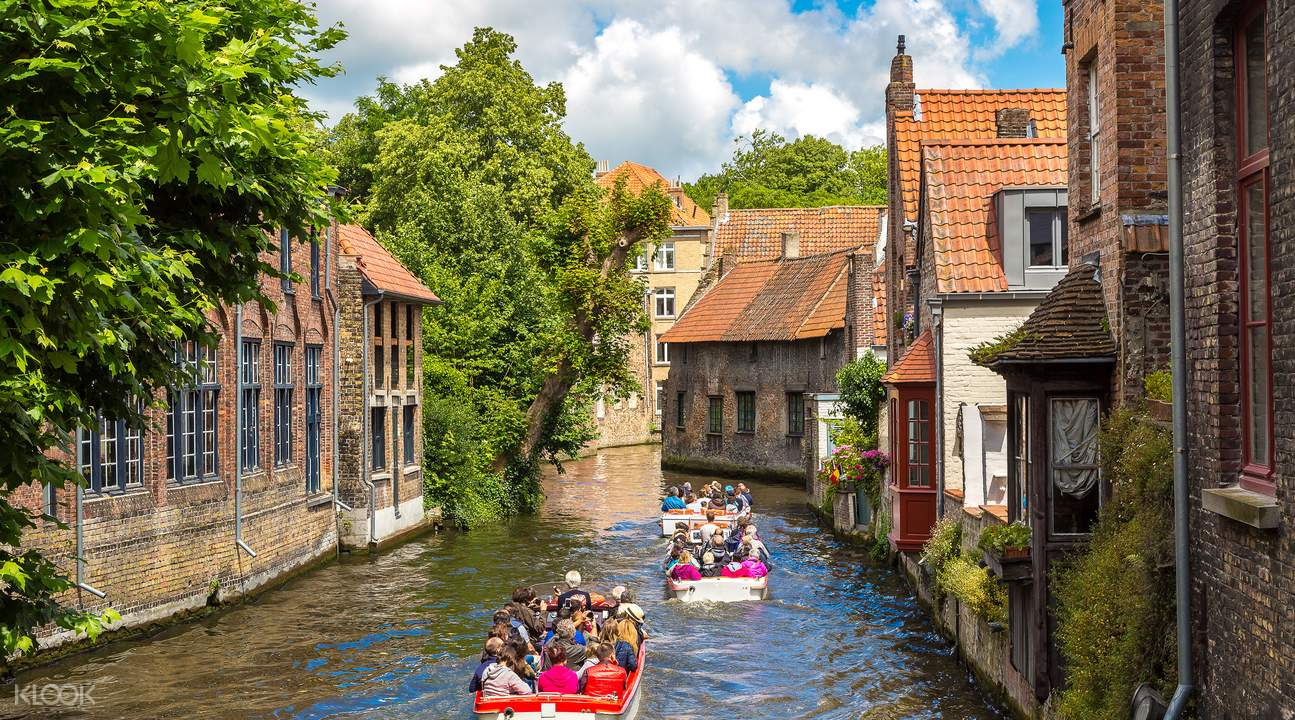 bruges day tour from amsterdam