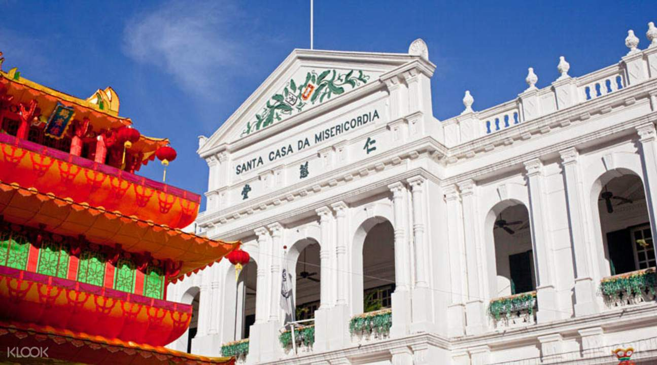 Sightsee Macau Day Tour Discounted Prices - Klook