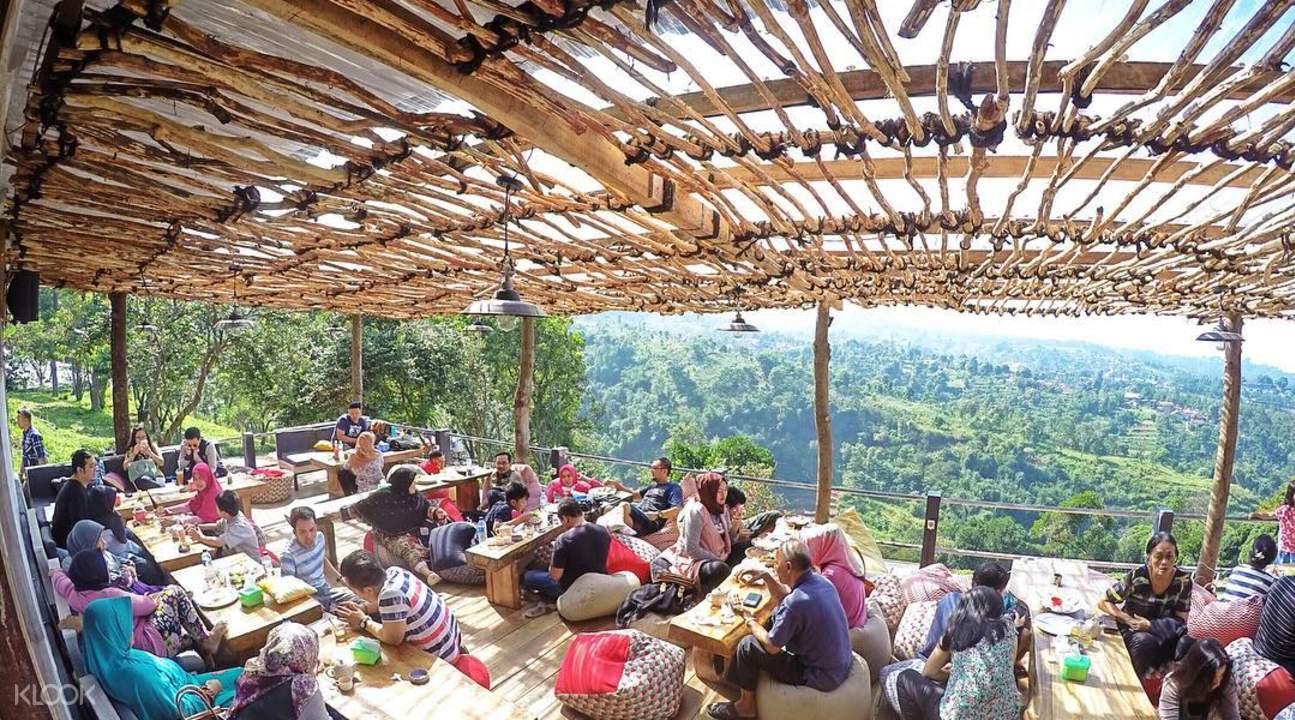 印尼萬隆倫邦一日遊
