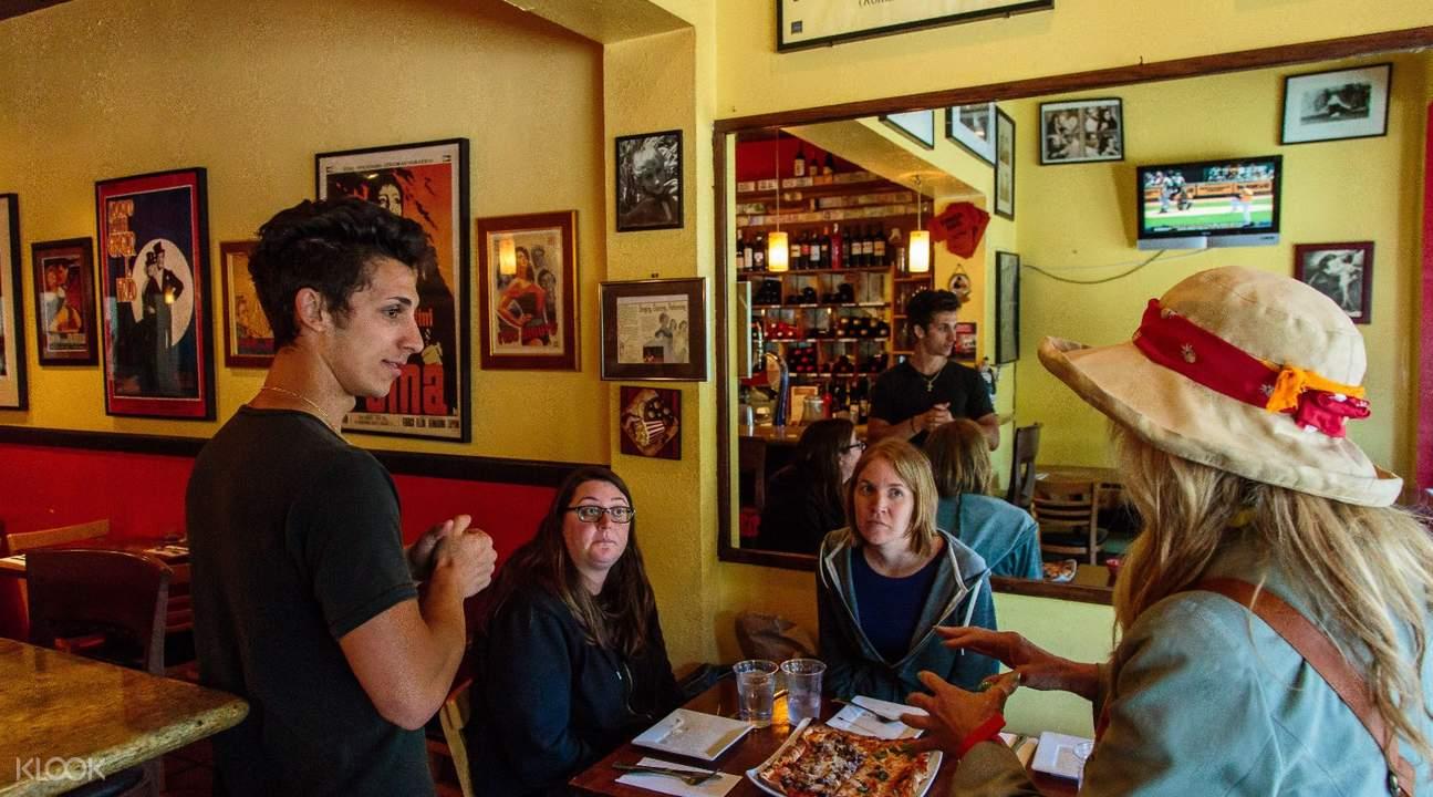 舊金山小意大利步行美食之旅