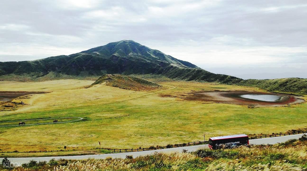 阿蘇火山一日游