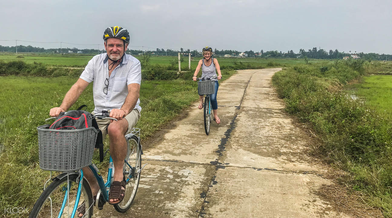 Cycling Experience in Hoi An
