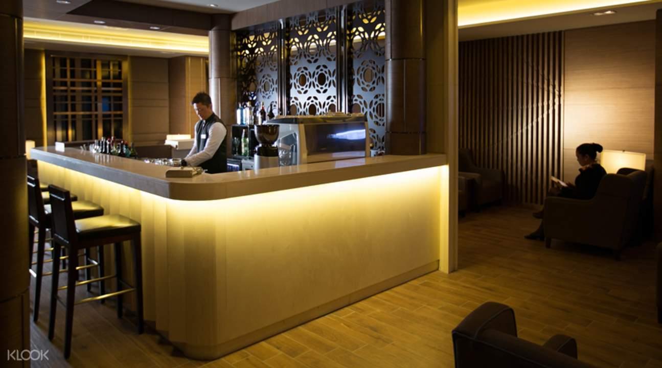 阿布達比國際機場貴賓室