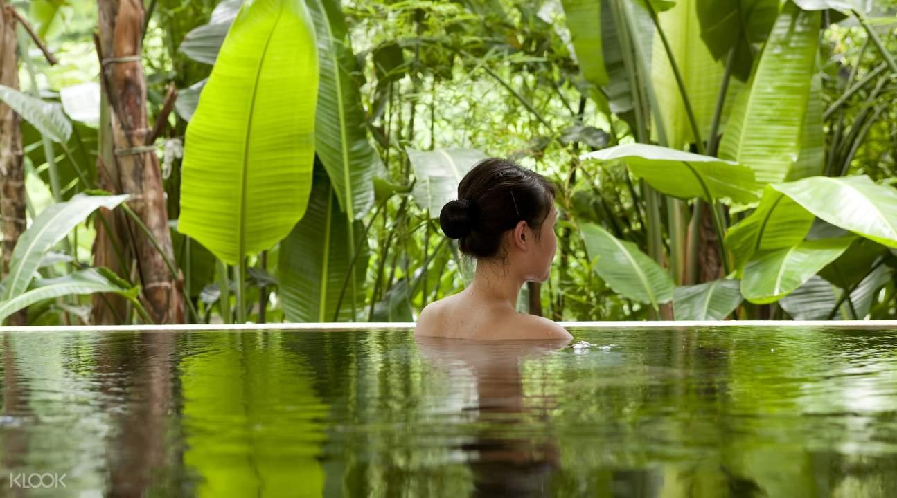 馥蘭朵烏來露天溫泉體驗