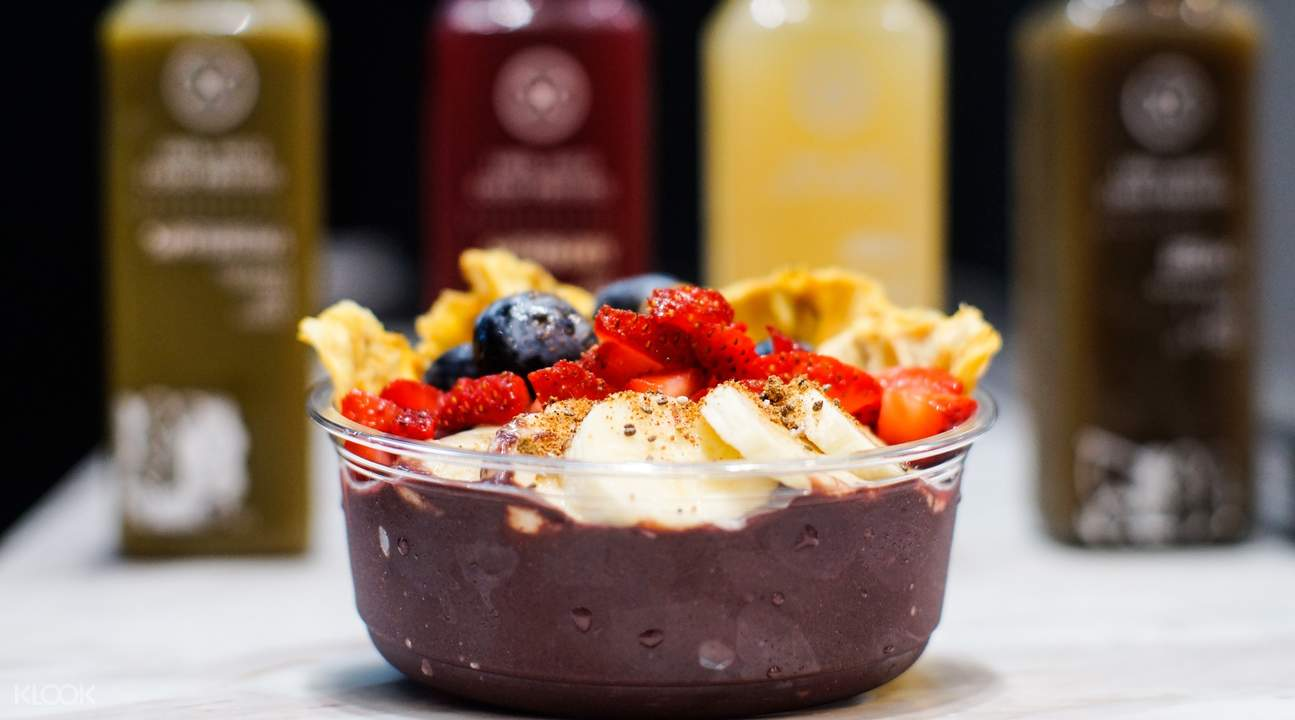 acai bowl the cafe by hic the centrepoint somerset