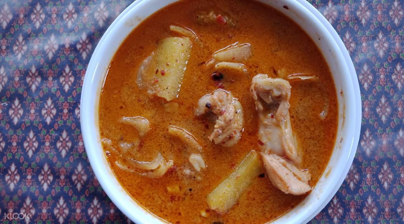 普吉島泰式美食烹飪課