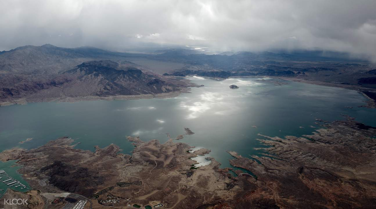拉斯維加斯直升機觀光 & 天空走廊之旅(含門票)