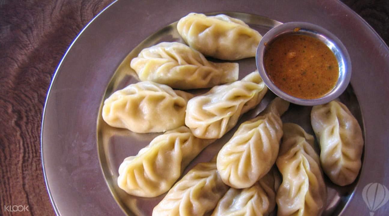 尼泊爾地道美食