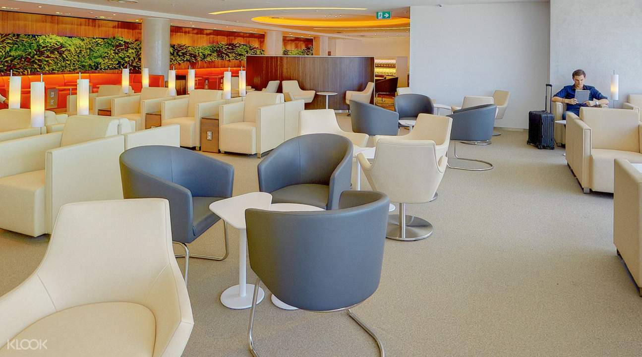 悉尼機場天合聯盟貴賓室