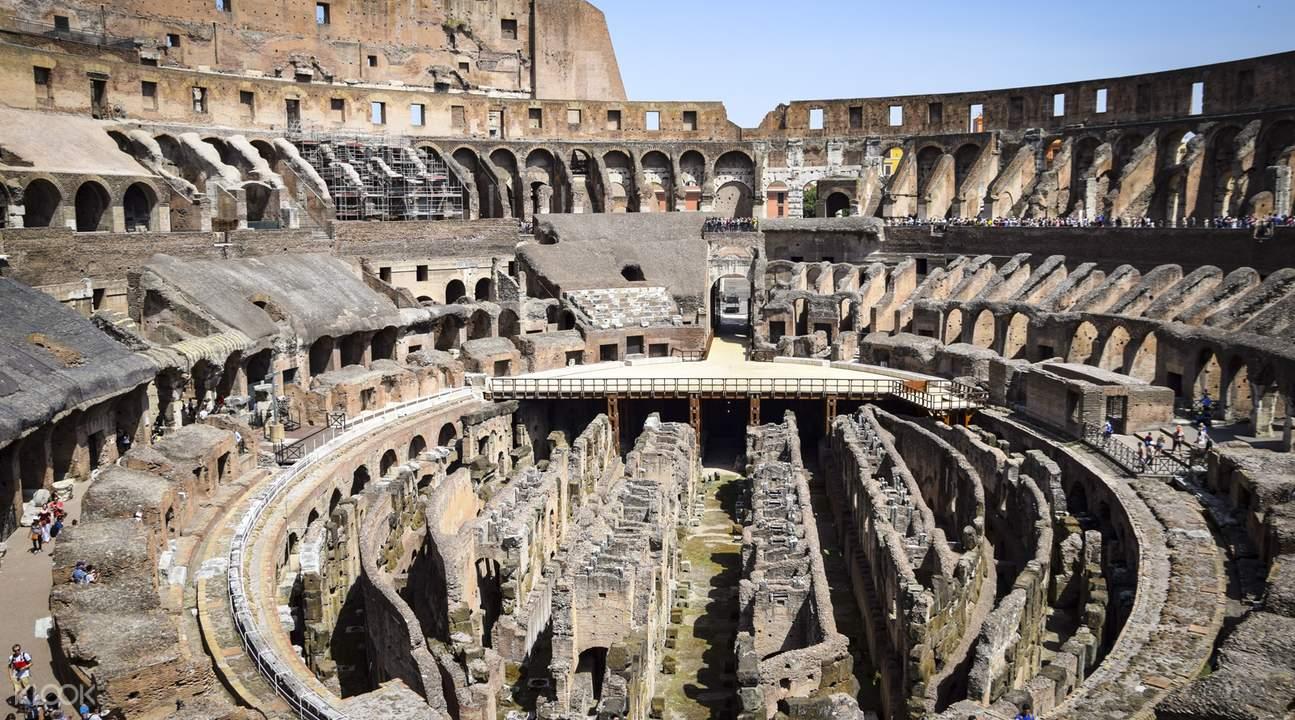 roman colosseum tours