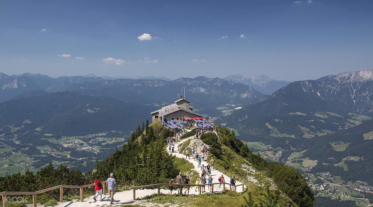 obersalzberg tour munich