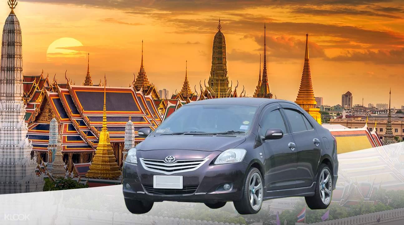 Bangkok car charter