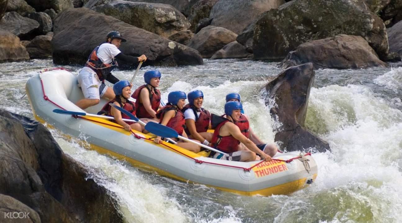 white water rafting Australia