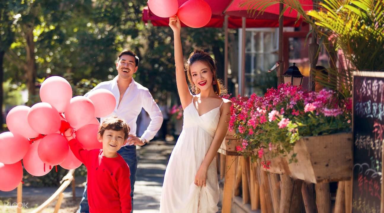 杭州旅拍家庭